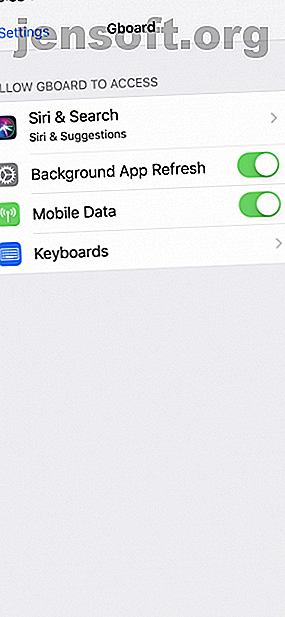 डिफ़ॉल्ट iPhone कीबोर्ड से थक गए?  ये वैकल्पिक iPhone कीबोर्ड ऐप GIF, थीम, खोज और बहुत कुछ प्रदान करते हैं।