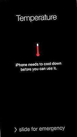 क्या आपका iPhone या iPad बहुत गर्म हो रहा है?  यहां बताया गया है कि कैसे पता करें कि आपका डिवाइस कब गर्म हो रहा है और इसे कैसे ठीक से ठंडा किया जाए।