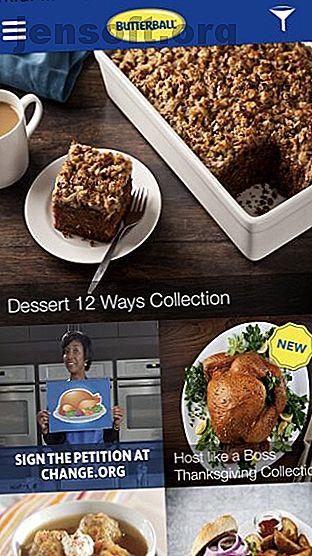 Estas increíbles aplicaciones para iPhone de Acción de Gracias te ayudan a preparar el pavo, enviar tarjetas y más para celebrar las vacaciones.