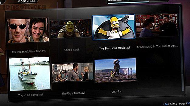 Linux offre un HTPC supérieur à Windows.  Vous voulez construire votre propre home cinéma Linux?  Utilisez l'une de ces distributions Linux Media Center.