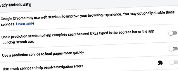 Vous utilisez un Chromebook, mais vous vous souciez de la confidentialité?  Modifiez ces 7 paramètres dans le navigateur Chrome sur Chrome OS pour rester en ligne sécurisé.
