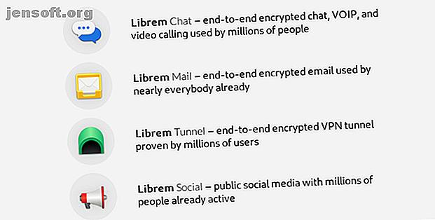 Open-source hardwarefirma Purism har udgivet en samling af apps til social beskyttelse, der hedder Librem One.