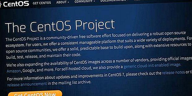 Vous recherchez un système d'exploitation serveur Linux?  CentOS et Ubuntu sont les deux meilleures options, mais laquelle est la meilleure?