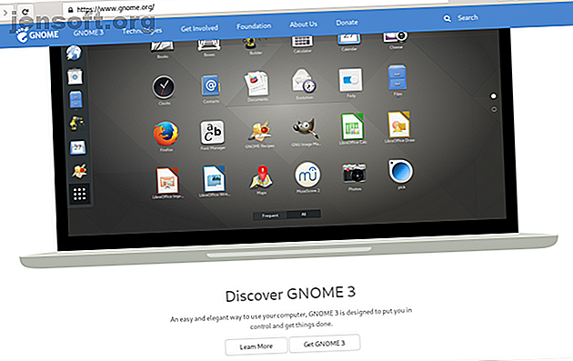 """Le navigateur Web GNOME (""""Epiphany"""") peut intégrer des applications Web sur votre bureau.  Voici comment créer vos propres applications Web sous Linux."""