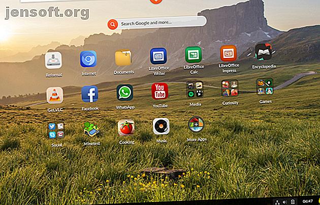 Passer à Linux et à la recherche d'un système d'exploitation pouvant servir toute votre famille?  OS sans fin pourrait bien être ce dont vous avez besoin.