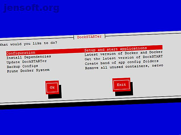 Vous voulez un serveur multimédia basé sur Linux mais vous ne savez pas par où commencer?  Grâce à Docker, la configuration d'un serveur multimédia Linux est simple.