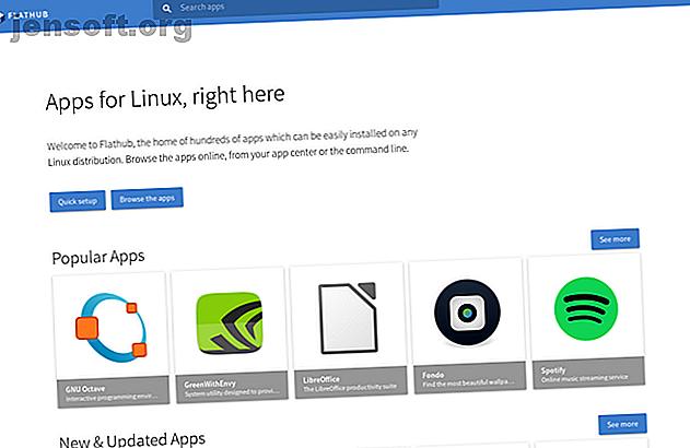 Lorsque vous souhaitez télécharger des applications Linux, comment Flathub et Snap Store se comparent-ils?  Nous les opposons les uns aux autres pour le savoir.