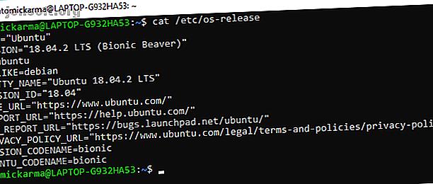 Besoin de vérifier quelle version de Linux que vous utilisez ou le noyau Linux pour votre distribution?  Voici comment vérifier votre version de Linux.