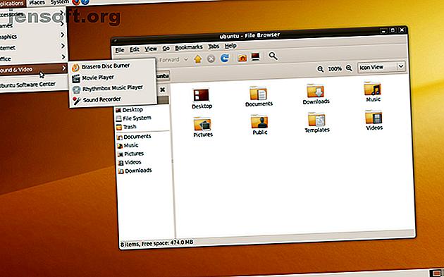 Ubuntu attrape des critiques de nos jours, mais depuis son lancement, il a eu une influence positive sur les distributions Linux et les utilisateurs du monde entier.