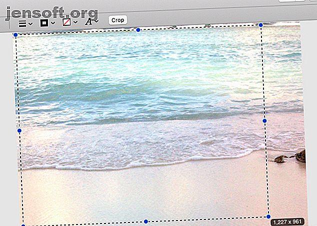 L'application Aperçu de votre Mac peut faire beaucoup plus que simplement afficher des images.  Voici comment éditer des photos sur Mac en utilisant Aperçu.