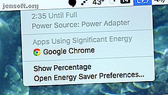Entre Safari et Chrome sur Mac, Safari est le grand gagnant.  Voici pourquoi vous devriez éviter d'utiliser Google Chrome sur Mac.