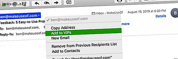 Si vous utilisez l'application Mac Mail dans un environnement professionnel, consultez ces conseils pour améliorer votre productivité quotidienne dans Mail.