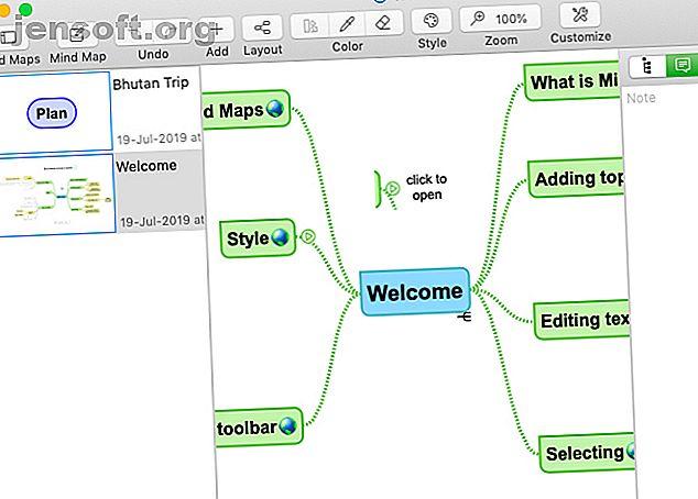 Si vous êtes un penseur visuel, découvrez ces incroyables applications et outils Mac qui vous aident à vous organiser de toutes sortes de façons.
