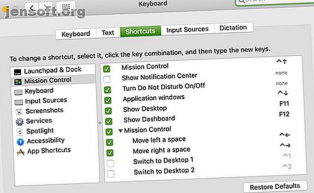 Mit macOS können Sie benutzerdefinierte Tastaturkürzel für jede App erstellen.  Hier sind einige, die Sie verwenden sollten.