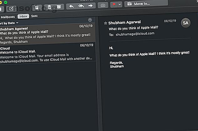 Voici les meilleures applications de messagerie pour Mac pour vous aider à utiliser votre boîte de réception plus efficacement.