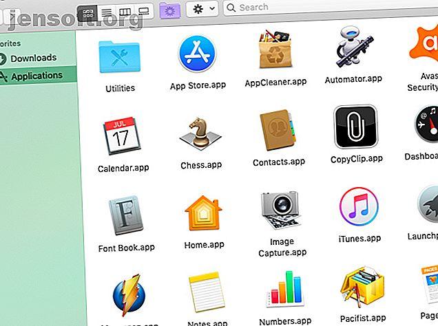 Si vous n'avez jamais changé de vue par défaut dans macOS Finder, vous manquez.  Découvrez ces autres vues utiles du Finder.