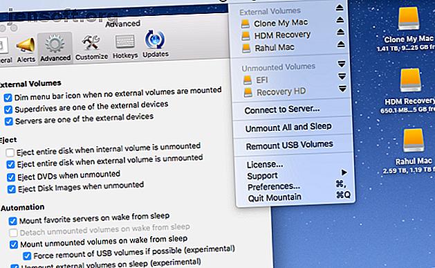 Wish Finder a fait plus sur votre Mac?  Essayez ces excellentes applications qui s'intègrent à Finder pour améliorer ses capacités.
