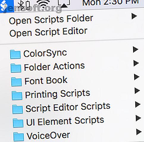 AppleScript peut vous aider à automatiser des tâches répétitives sur votre Mac.  Voici un aperçu et comment écrire votre premier script AppleScript.