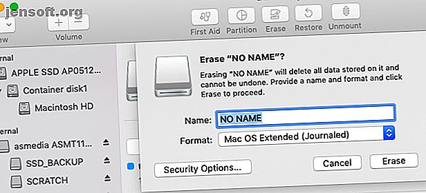 Formater un disque dur pour l'utiliser avec votre Mac?  Voici les options de votre système de fichiers macOS et comment choisir celui qui vous convient le mieux.