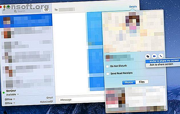 Neugierig auf Bildschirmfreigabe auf Ihrem Mac?  Wir zeigen Ihnen, wie Sie andere Mac-Computer fernsteuern, Hilfe von Freunden erhalten und vieles mehr.