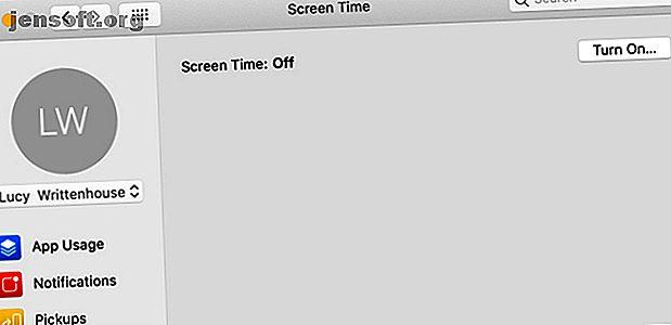 Voici comment utiliser la nouvelle fonctionnalité Screen Time dans macOS Catalina et les versions ultérieures pour définir des limites d'utilisation du Mac par vos enfants.