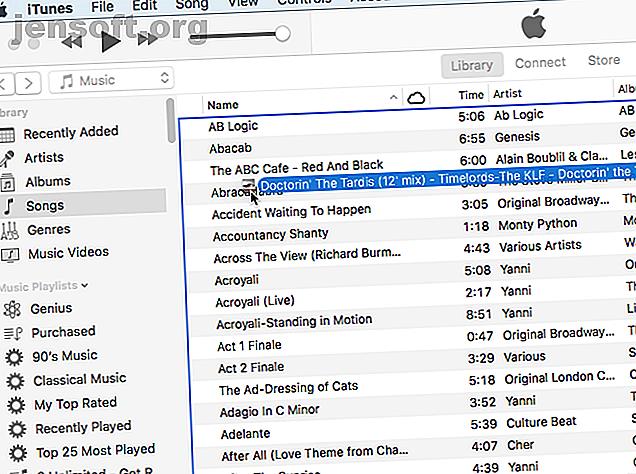 Hier finden Sie alle Möglichkeiten, um eine Audiodatei auf einem Mac abzuspielen, ohne zusätzliche Software oder Software von Drittanbietern zu installieren.