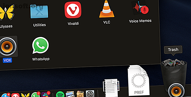 Besoin de désinstaller des programmes sur votre Mac?  Vous avez plusieurs options!  Voici comment supprimer des programmes et des applications de votre Mac.