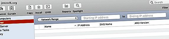 Ihr Mac enthält Apple Remote Desktop, ein Tool, mit dem Sie alle Ihre Mac-Computer einfach verwalten können.  Hier erfahren Sie, wie Sie damit beginnen können.