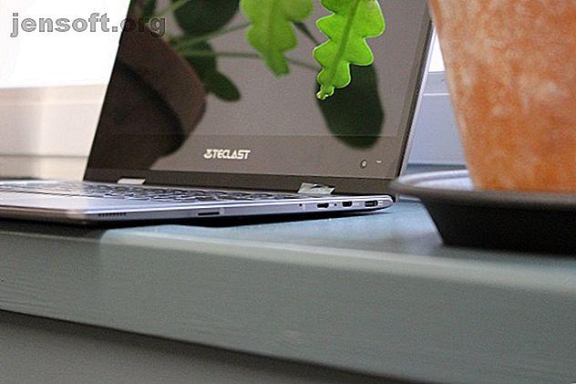 Διαφήμιση Η ετυμηγορία μας για το Teclast F5: Το Teclast F5 είναι ένα οικονομικό φορητό υπολογιστή δύο σε ένα που, σε χαρτί, χτυπά όλες τις σωστές νότες.  Αλλά στη σημερινή αγορά, υπάρχουν πολύ καλύτερες επιλογές για τα χρήματά σας.