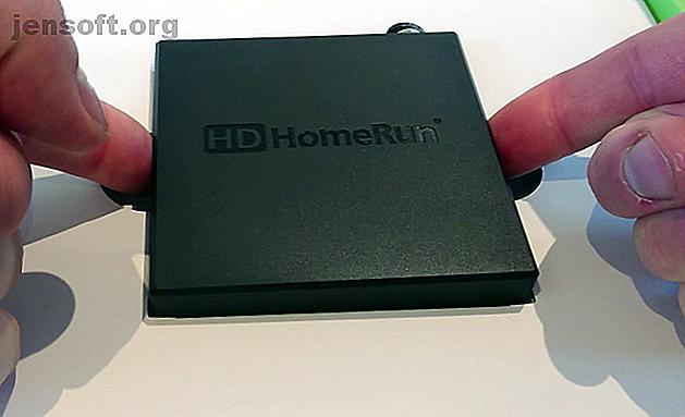 Si está buscando una solución rápida y fácil para vivir la televisión por aire cuando abandona el cable, las nuevas funciones de DVR de Plex son una excelente manera de hacerlo, con la tecnología HD HomeRun Connect Duo.