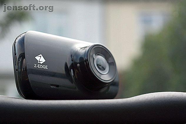 ¿Busca una dashcam con grabación HD, GPS y un modo de estacionamiento que no agote la batería de su automóvil?  Z-EDGE Z3D Dual Dashcam debería ser el primero de su lista.