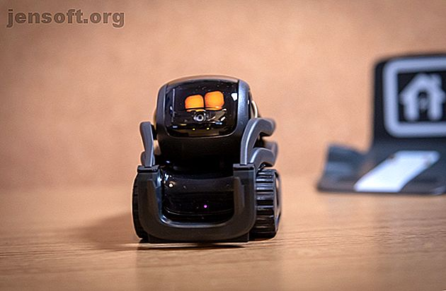 Ένα φοβερό μικρό ρομπότ.  Είναι πολύ ακριβό και δεν έχει πλήρως χαρακτηριστεί ακόμα, αλλά σύντομα.