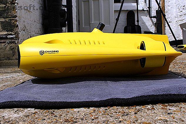 Anuncio Nuestro veredicto del Gladius Mini: El Gladius Mini es un dron submarino asequible, funcional y divertido.  Pero asegúrese de considerar las condiciones en las que lo usará antes de invertir en uno.810 La mención de drones inmediatamente evoca imágenes de cuadricópteros que flotan en el cielo sobre nosotros.
