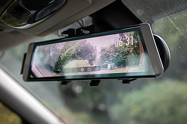 Una excelente cámara de tablero.  Con una excelente calidad de imagen, fácil instalación, cámara de visión trasera y una pantalla táctil masiva, hay mucho para gustar.  Sin embargo, la X1 no es la cámara más económica.