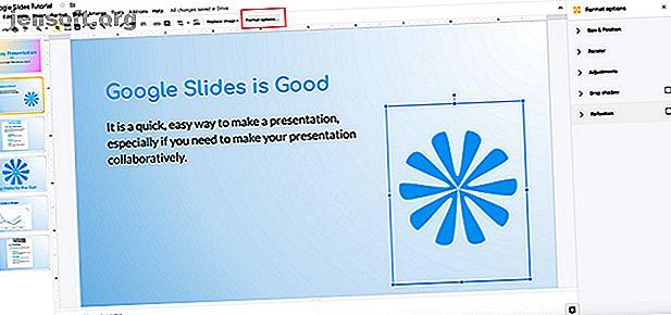 Apprenez à recolorier des images dans Google Slides et commencez à concevoir de superbes présentations professionnelles.