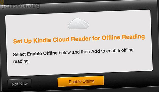 Grâce aux applications hors connexion de Chrome, vous n'avez pas besoin de vous fier à Internet pour lire votre livre numérique.