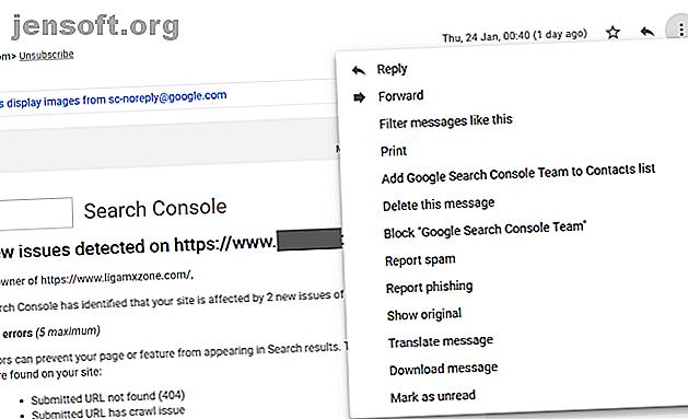 Voulez-vous que les courriels les plus essentiels arrivent dans votre boîte de réception?  Ensuite, voyons comment bloquer les courriels sur Gmail, Yahoo et Outlook.