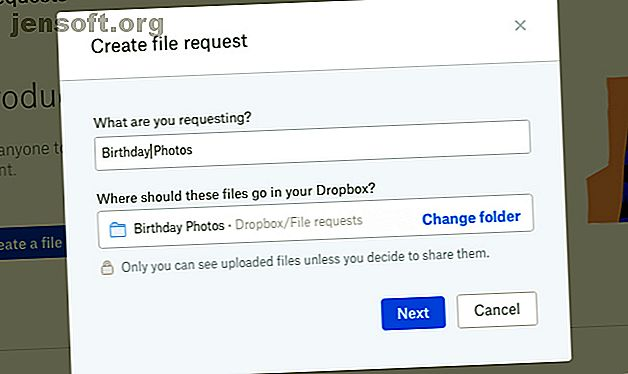 Vous n'avez pas toujours besoin de télécharger manuellement des fichiers sur Dropbox.  Vous pouvez également les envoyer directement à votre Dropbox par d'autres moyens.