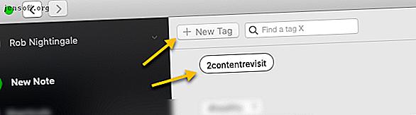 Evernote veut nous aider à nous rappeler de tout.  Si vous échouez, utilisez ce flux de travaux pour rappeler vos notes les plus importantes.
