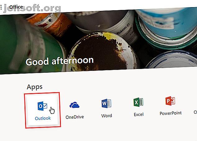 Voici comment vous pouvez ajouter une signature électronique à l'application Web Microsoft Outlook dans Microsoft Office 365.