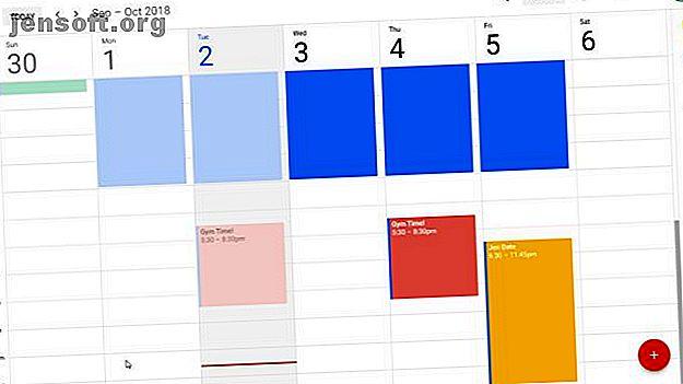 Pourquoi ne pas conserver votre liste de tâches et votre calendrier au même endroit?  Google Agenda et Google Tasks résolvent ce problème.