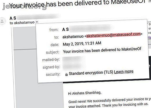 Voici comment créer instantanément une nouvelle adresse électronique, que vous ayez besoin d'une adresse temporaire ou d'une adresse distincte dans la même boîte de réception.
