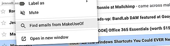 Det finns en viktig hemlighet för att hantera Gmail: lära dig hur du sorterar din Gmail-inkorg med filter som ämne, avsändare och etiketter.