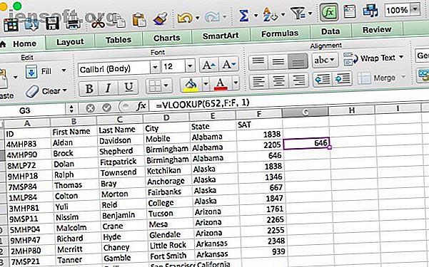 Att söka i ett stort Excel-kalkylblad är inte alltid lätt.  Använd sökformler för att spara tid och söka kalkylblad effektivt.