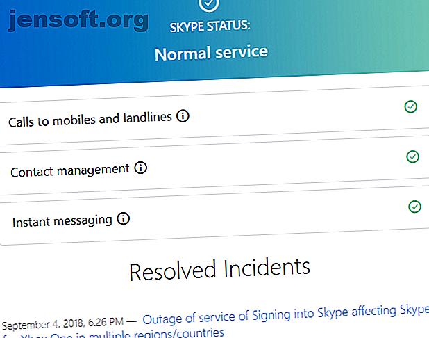 Skype कनेक्ट नहीं होगा या कोई ध्वनि नहीं है?  हम Skype समस्याओं के निवारण के लिए सरल चरणों के माध्यम से चलेंगे।
