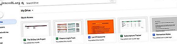 Découvrez quelques secrets qui amélioreront votre productivité Google Docs à l'aide de ces astuces simples et rapides.
