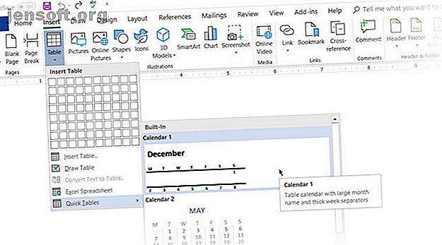 Las tablas de Microsoft Word son herramientas de formato esenciales.  Descubra cómo hacer una tabla y formatearla perfectamente con estos simples consejos.