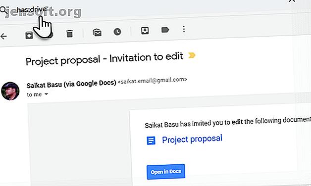 Gmail och bilagor är knutna till varandra.  Hitta och hantera alla dina stora bilagor med hjälp av dessa tips.