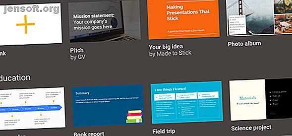 Microsoft PowerPoint är bra, men vad händer om du inte har råd med det?  Här är de bästa gratis PowerPoint-alternativen för presentationer.