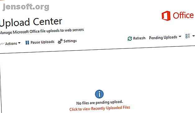 Vad gör Microsoft Office Upload Center?  Hur inaktiverar jag Office Upload Center?  Här är vad du borde veta.